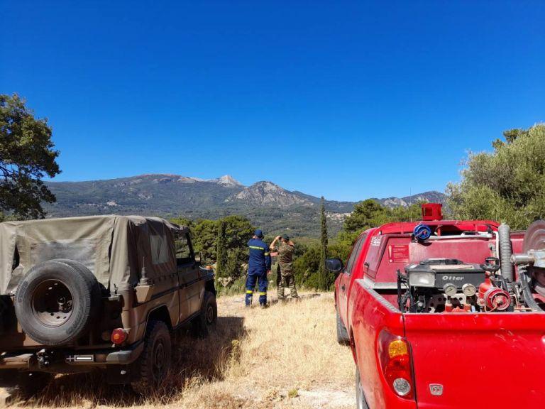 Πυρκαγιές – Περιπολίες σε δάση και επίφοβες περιοχές από Στρατό και Αστυνομία | tovima.gr