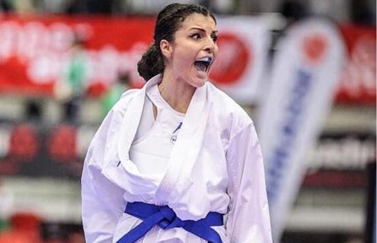 Πρωταθλήτρια Ευρώπης η Λυδία Ξένου στο καράτε | tovima.gr