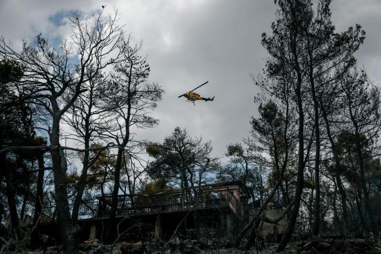 Φωτιές – Αποτύπωση των μεγάλων δασικών πυρκαγιών του 2021  (Video) | tovima.gr