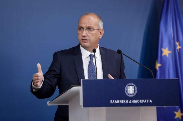 Δείτε live την ενημέρωση από τον κυβερνητικό εκπρόσωπο Γιάννη Οικονόμου   tovima.gr