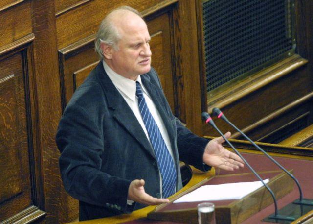 Συλλυπητήρια του προέδρου της Βουλής για την απώλεια του Αντώνη Σκυλλάκου | tovima.gr
