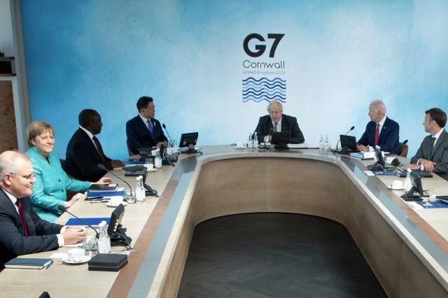 G7 – Στρώνουν το έδαφος για την επόμενη μέρα – Θέτουν όρους για συνεργασία με τους Ταλιμπάν   tovima.gr