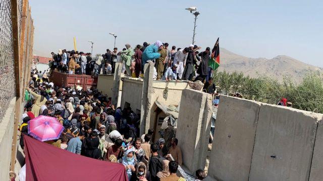 Αφγανιστάν –  Υπάρχουν 10 εγκλωβισμένοι Αφγανοί που διαμένουν νόμιμα στην Ελλάδα | tovima.gr