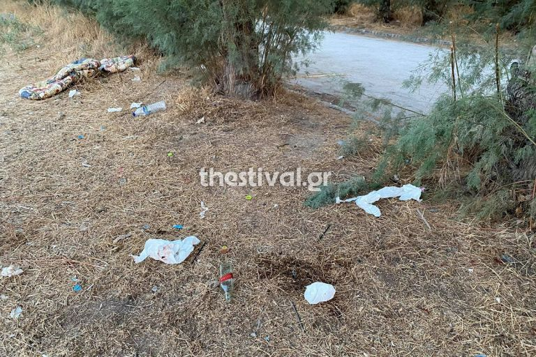 Θεσσαλονίκη – Η στιγμή της σύλληψης του γυναικοκτόνου | tovima.gr