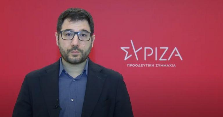 Ηλιόπουλος για μέτρα σε ανεμβολίαστους – Δεν στηρίζουν τη δημόσια υγεία   tovima.gr