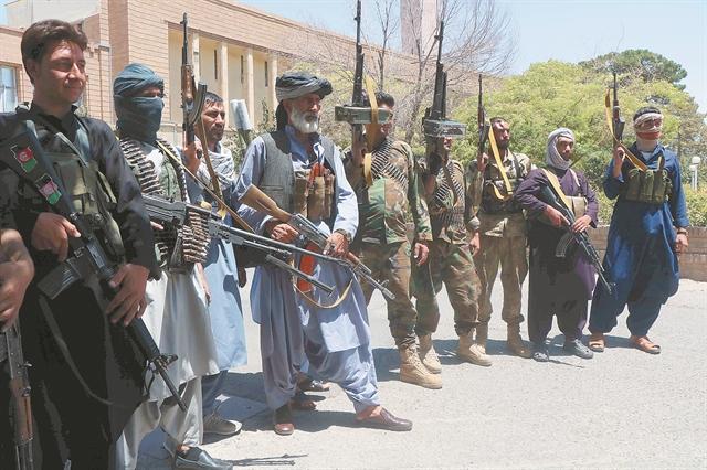 Το Αφγανιστάν στην κόψη του ξυραφιού   tovima.gr