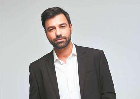 Αντρέας Γεωργίου στο Βήμα – «Μου αρέσει να κάνω το αρνητικό θετικό»   tovima.gr