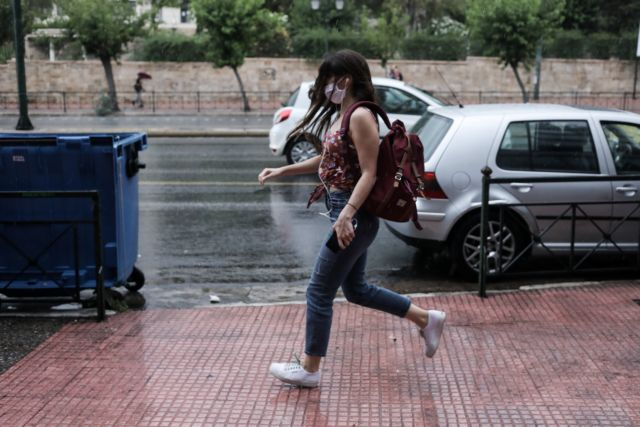 Καιρός – Έρχεται επιδείνωση – Κίνδυνος για πλημμύρες στις πυρόπληκτες περιοχές | tovima.gr