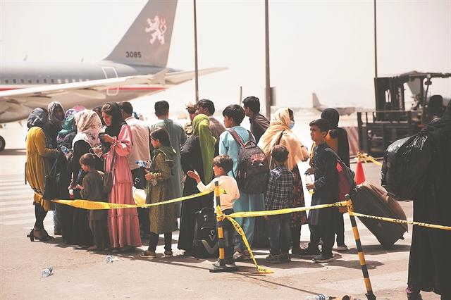 Στην Ελλάδα 8μελής οικογένεια Αφγανών – Αίτημα για χορήγηση ασύλου | tovima.gr