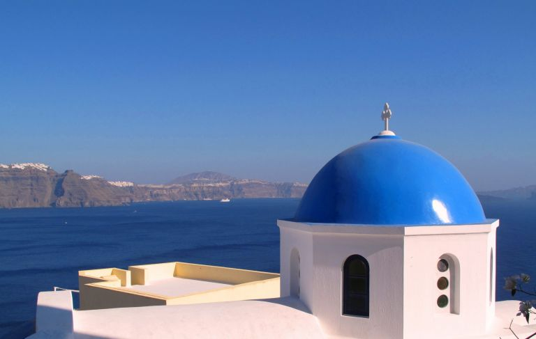 Tourism – Greece and Santorini big winners at the American FXExpress 2021 Awards | tovima.gr