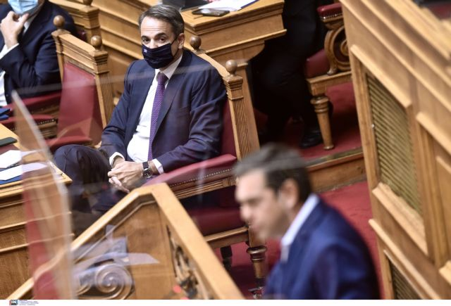 Μητσοτάκης VS Τσίπρα για τη «συγγνώμη», τις εκκενώσεις και το Μάτι | tovima.gr