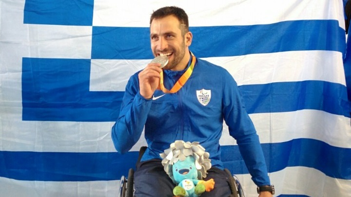 Paralympic Games – Bronze Triantaphyllou in sabre | tovima.gr