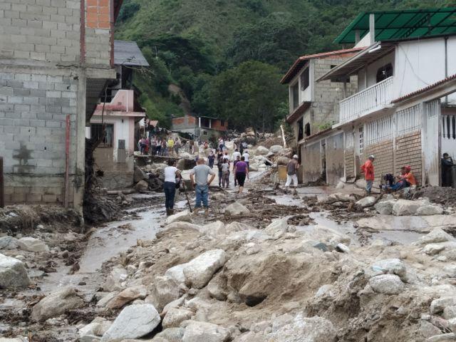 Βενεζουέλα – Φονικές πλημμύρες – Τουλάχιστον 20 νεκροί και 17 αγνοούμενοι   tovima.gr