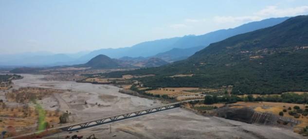 H οικολογική κατάρρευση είναι εδώ – Ο Πηνειός μετατράπηκε σε απέραντη έρημο   tovima.gr