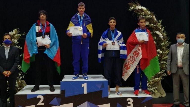 Πέντε μετάλλια στα Ευρωπαϊκά μικρών ηλικιών στο ταεκβοντό | tovima.gr