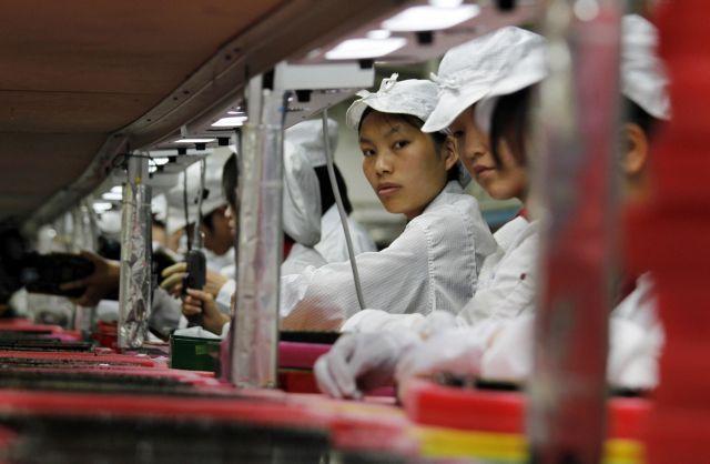 Κίνα – Ξεμένουν τα εργοστάσια από νέα εργατικά χέρια; | tovima.gr