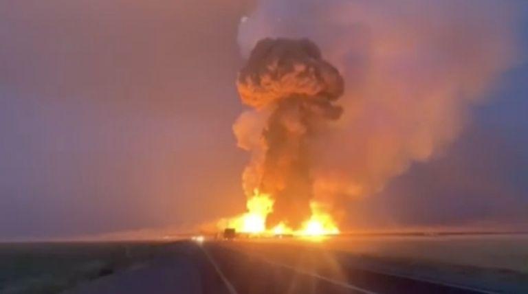 Πολύνεκρη έκρηξη σε αποθήκη εκρηκτικών συγκλόνισε το Καζακστάν   tovima.gr