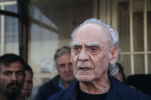 Long-time PASOK minister Tsohatzopoulos passes away, three years after prison release   tovima.gr