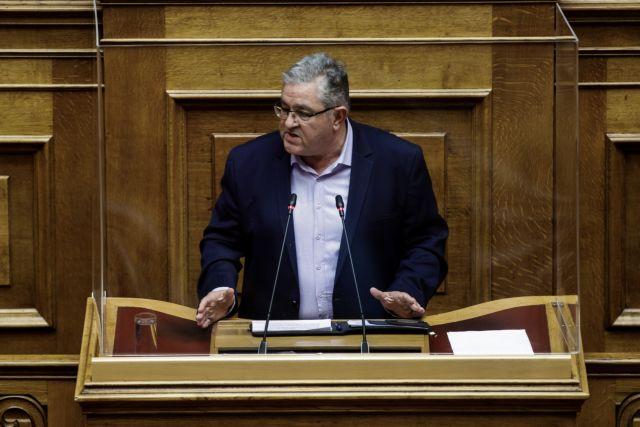 Κουτσούμπας – Να καταργηθεί η Ελάχιστη Βάση Εισαγωγής στα ΑΕΙ | tovima.gr