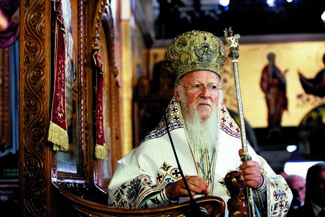 Οικουμενικός Πατριάρχης Βαρθολομαίος στο MEGA – «Υφιστάμεθα όλες τις συνέπειες των διωγμών» | tovima.gr