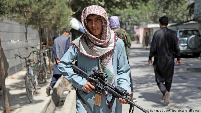 Αφγανιστάν – «Πρέπει να μιλήσουμε με τους Ταλιμπάν»   tovima.gr