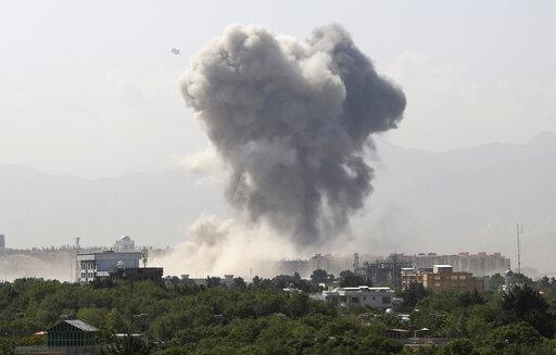Αφγανιστάν – Νέα έκρηξη κοντά στο αεροδρόμιο της Καμπούλ   tovima.gr