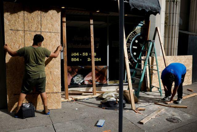 ΗΠΑ – Ενισχύθηκε ο τυφώνας Άιντα – Θυελλώδεις άνεμοι εντάσεως 185 χλμ την ώρα   tovima.gr