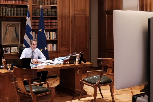 Μητσοτάκης – Συνεχάρη τον «χάλκινο» Αντ. Τσαπατάκη | tovima.gr