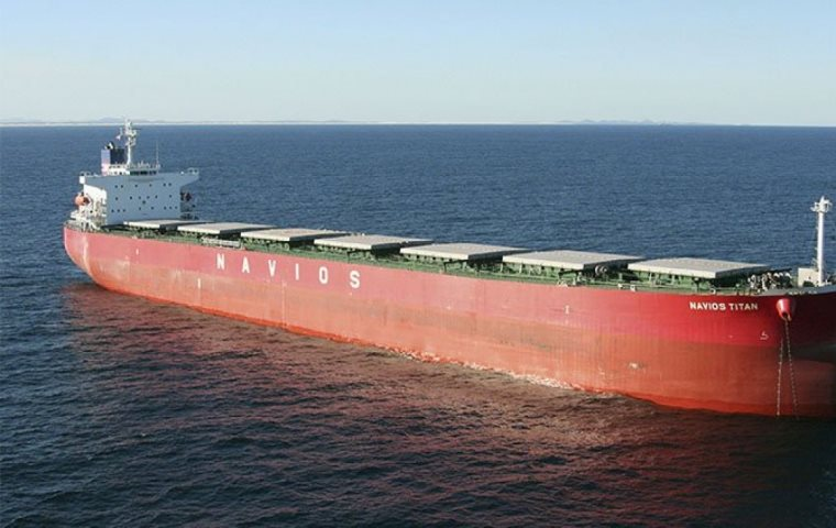 Aggeliki Frangou – Creates the largest listed shipping company on Wall Street   tovima.gr