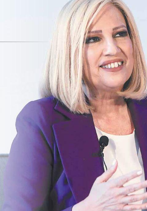 Φώφη Γεννηματά στο Βήμα – «Είμαστε κόμμα με ταυτότητα και προοπτική, όχι κομπάρσοι της ιστορίας»   tovima.gr
