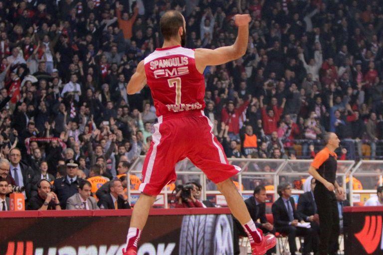 Ποιος πήρε το «7» του Σπανούλη στον Ολυμπιακό | tovima.gr