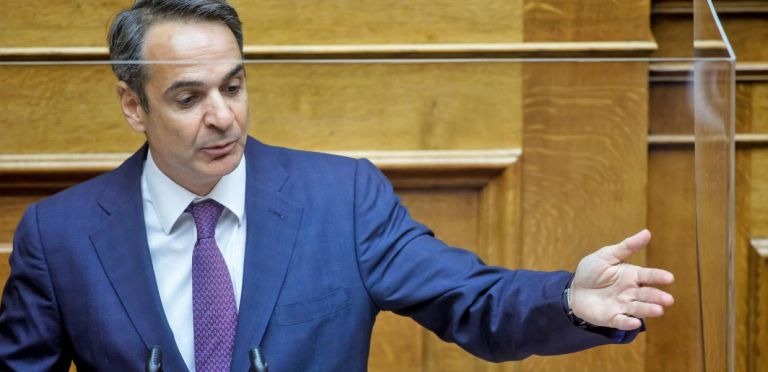 The politically wounded Mr. Mitsotakis | tovima.gr