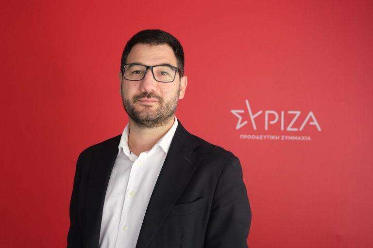 Ηλιόπουλος – Ο Μητσοτάκης προαναγγέλλει ανασχηματισμό και δεν μπορεί να τον κάνει   tovima.gr