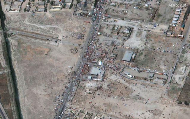 Αφγανιστάν – Το Ισλαμικό Κράτος ανέλαβε την ευθύνη για την επίθεση με ρουκέτες στο αεροδρόμιο της Καμπούλ   tovima.gr
