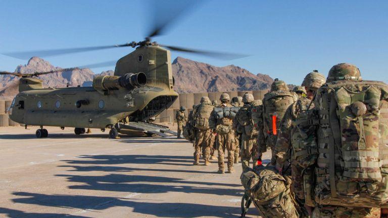 Αφγανιστάν – Εκατοντάδες Αμερικανοί βρίσκονται ακόμη στη χώρα | tovima.gr