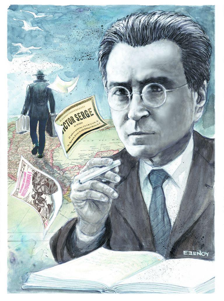 Βίκτορ Σερζ, ένας ανέστιος του 20ού αιώνα – Επανάσταση, λογοτεχνία και περιπλάνηση   tovima.gr