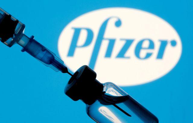 Εμβόλιο Pfizer  – Το CDC το συστήνει ομόφωνα στους άνω των 16 ετών   tovima.gr