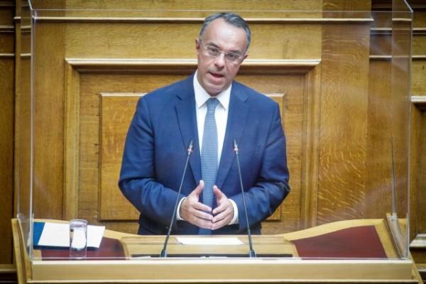 Σταϊκούρας – Συμπληρωματικός προϋπολογισμός για τη δημιουργία του απαραίτητου δημοσιονομικού χώρου | tovima.gr