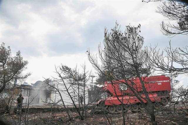 Ετσι κάηκαν εφέτος τα ελληνικά δάση   tovima.gr