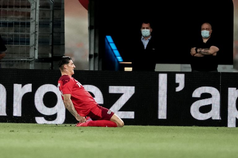 Ήττα για την Εθνική στην Ελβετία (2-1) | tovima.gr