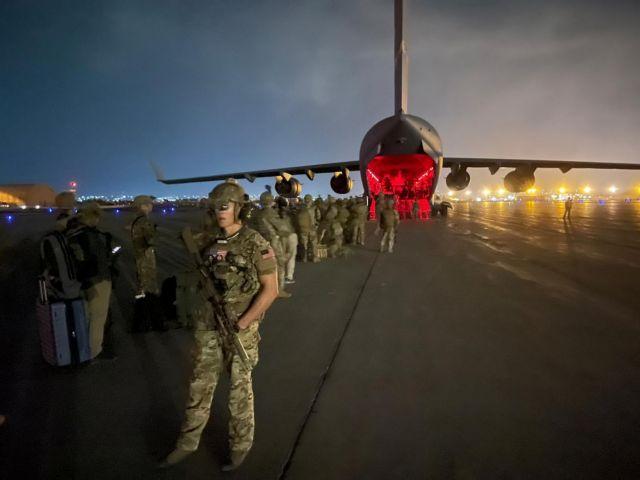 Πεντάγωνο – Ανησυχία για τους Αμερικανούς και τους συμμάχους που παραμένουν στο Αφγανιστάν   tovima.gr