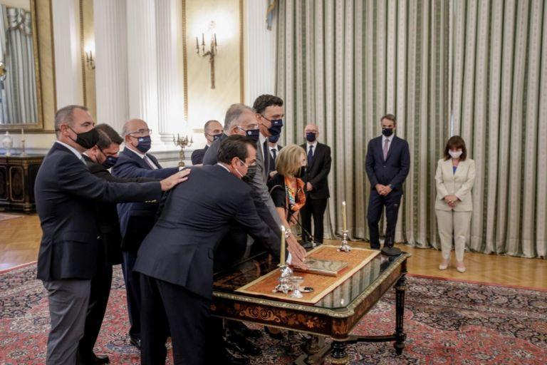 Γεραπετρίτης – Επιτυχημένος ο ανασχηματισμός – Τι είπε για Αποστολάκη και αναστολές στο ΕΣΥ   tovima.gr