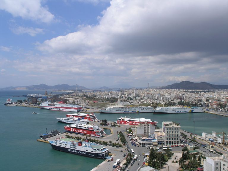 Piraeus Chamber of Commerce and Industry – Dynamic increase of new business registrations in the big port | tovima.gr