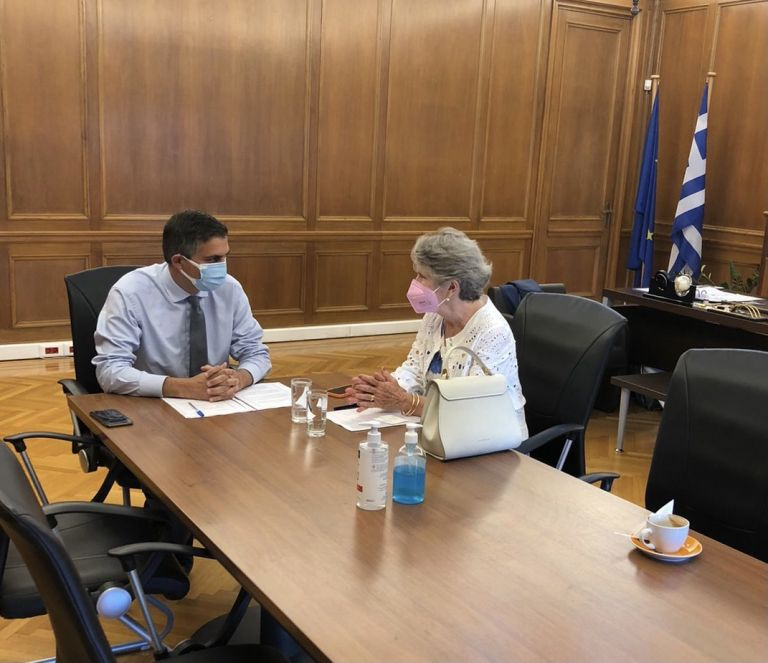 Athens interested in activating Greek-Argentine agreement on scientific, tech cooperation | tovima.gr