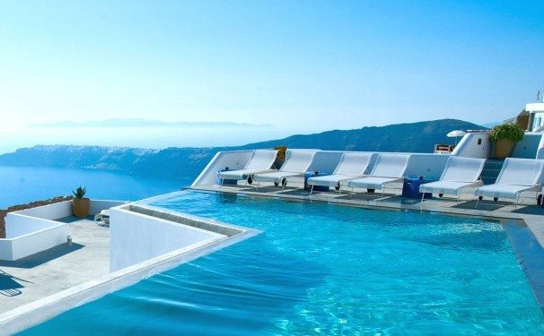 """Greece is a """"magnet"""" for 5 star hotels   tovima.gr"""