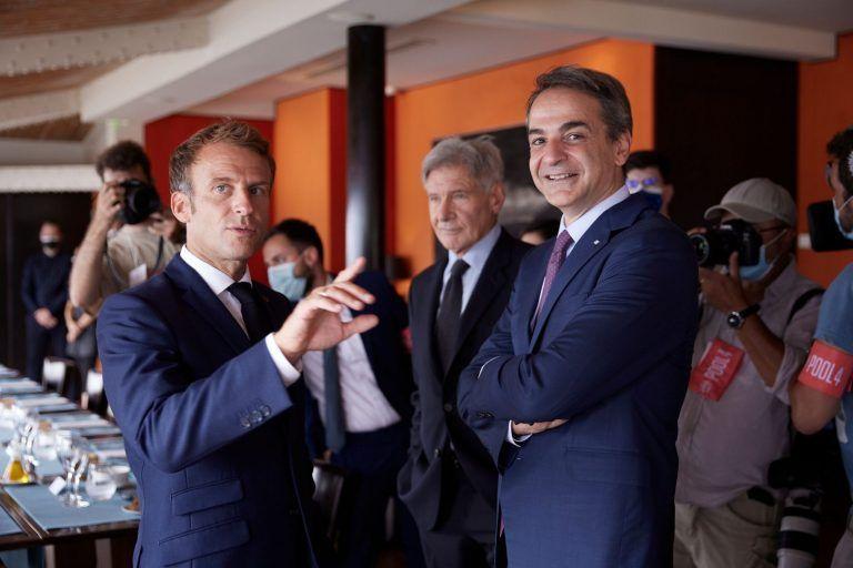 Mitsotakis in Marseilles for summit on Med biodiversity, viable development   tovima.gr