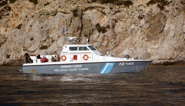 Κύθνος – Ελικόπτερο περισυνέλεξε τους 6 επιβαίνοντες καταμαράν – Το σκάφος παρουσίασε εισροή υδάτων | tovima.gr