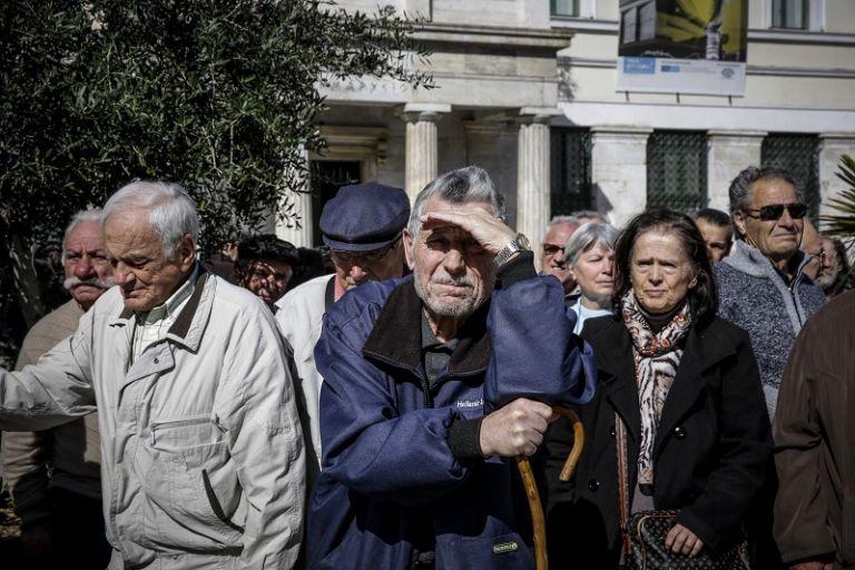 Δικαιοσύνη και Συνταξιούχοι σε διαρκή συναγερμό | tovima.gr
