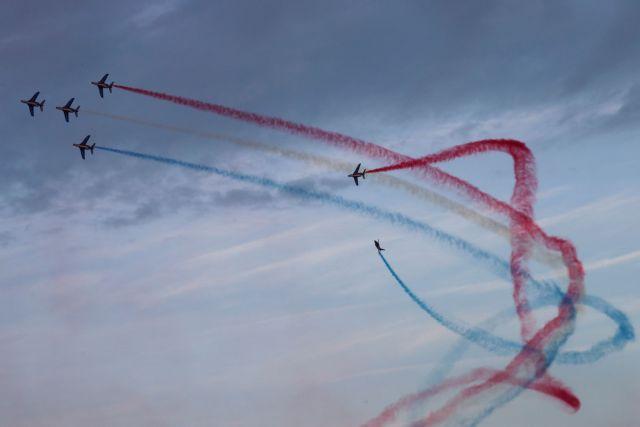 «Athens Flying Week» – Το MEGA στη μεγαλύτερη αεροπορική επίδειξη στην Ελλάδα | tovima.gr