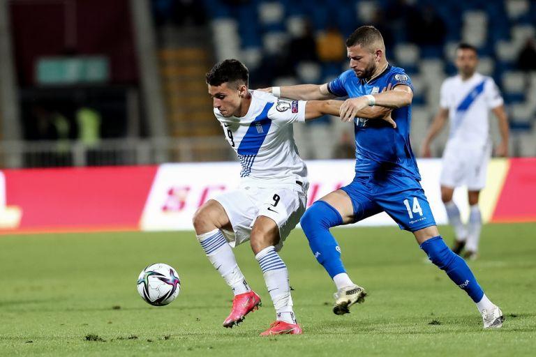 Το πλάνο του Φαν Σιπ για Κατάρ… ξέμεινε στην Πρίστινα (1-1) | tovima.gr